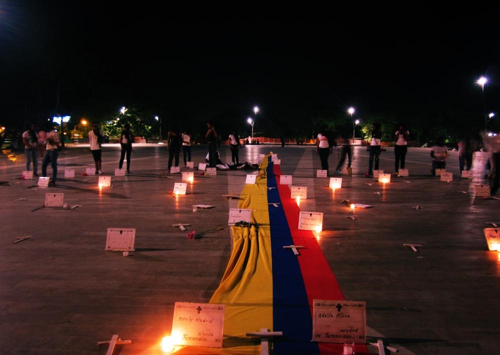 monumento por la dignidad y la memoria
